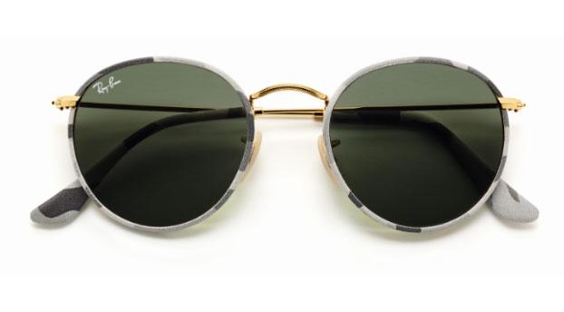 b037d26bed10e3 A la croisée des styles Ray Ban modèle exclusif Krys – 149 € Prix de vente  conseillé. Voir Entre les lunettes oversize, l imprimé camouflage et le  classique ...