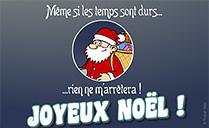 Carte De Noel Droles.Carte De Noël Souhaitez Un Joyeux Noël 2018 Avec Une Carte