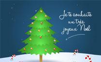 Carte de Noël