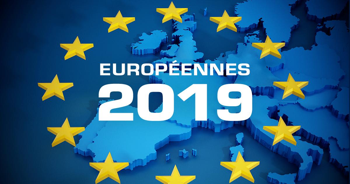 Résultat élection européenne Degré