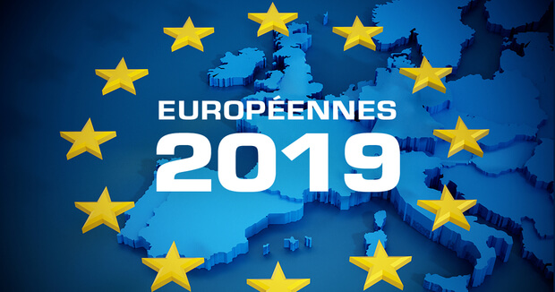Résultat élection européenne Escou